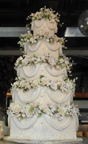 5-Tiered Cake